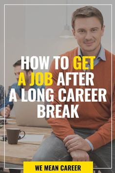 Want to return to work after raising a family? The thought of it can be daunting. We're here to help you. Read our tips on how to get a job after a long career break to make this process as seamless as possible. Job Career, Career Coach, Career Advice, Interview Advice, Job Search Tips, Job Resume, Easy Jobs, Return To Work, Career Development