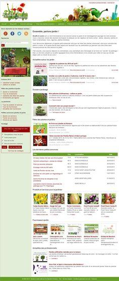 Binette et Jardin    Découvrez des photos de plantes et fleurs sur ce site entièrement dédié au jardinage    plantes vivaces, arbres et arbustes. - Tours, Indre-et-Loire, Centre