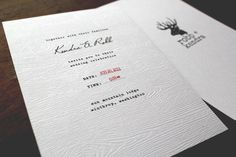 Rustic Wedding Invitations On Wood   Rustic and Woodsy Faux Bois Wedding Invitations   Oh So Beautiful ...