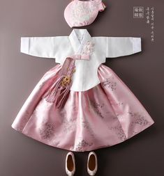 Korea Fashion, Asian Fashion, Girl Fashion, Korean Dress, Korean Outfits, Traditional Fashion, Traditional Outfits, Korean Traditional, Cute Dresses