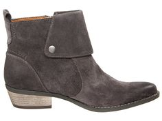 Nine West Bleaker Dark Grey Suede - Zappos.com Free Shipping BOTH Ways