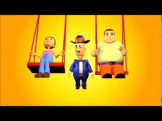 Newton's Laws of Motion -All 3 Laws in funny ,animated video for kids