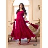 khantil-different-pattern-in-dark-pink-anarkali-suits
