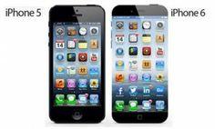 iPhone 6 ¿Pantalla curva de 5,5 pulgadas?  