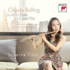AirTurn - Claude Bolling Suite for Flute and Jazz Trio with Jasmine Choi and Hugh Sung, $16.00 (http://store.airturn.com/claude-bolling-suite-for-flute-and-jazz-trio-with-jasmine-choi-and-hugh-sung/)