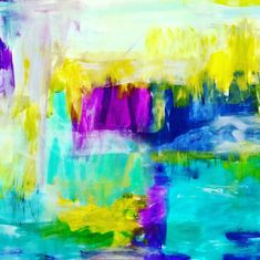 """""""Different and Simple"""" by Paddy Colahan. Paintings for Sale. Bluethumb - Online Art Gallery"""