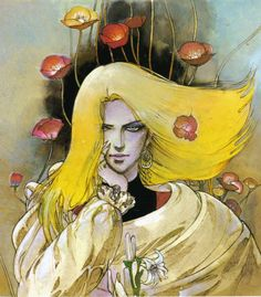 The Art of Yoshitaka Amano : Photo