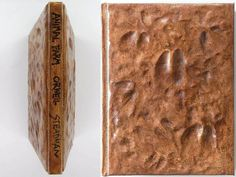 One-of-a-kind Book Cover: Animal Farm, George Orwell. Image Credit: Richard Tuttle/Franklin Books