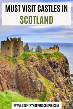 Top 13 Most Beautiful Castles to visit in Scotland