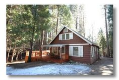 Free domestic & international calls (40 countries) land line only  Guest Comments:  This cabin is perfect for two families to share. We enjoyed skiing at Badger Pass and ice skating in Yosemite Valley.  ...