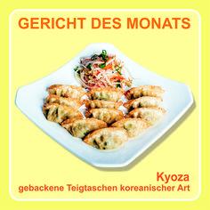 Monatsgericht Mai 2015: #Kyoza - gebackene Teigtaschen koreanischer Art — KungFu - Wok | Reis | Nudeln