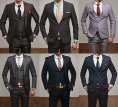 Suits, Suits, Suits!