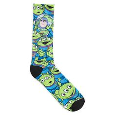 X4JKY6 - Toy Story Crew Sock 1 Pack