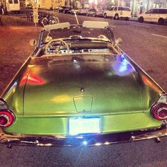 #ford #thunderbird #awesome #portland #pdx #Padgram