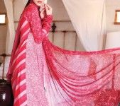 New Summer Lawn Collection 2013 by Warda Designer - ThePakNews.com |This deep strawberry is so perfectly sweet! Okay, this is my favorite...