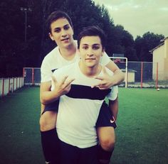 #soccer #twins