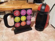 Proyecto: Porta-cápsulas de café