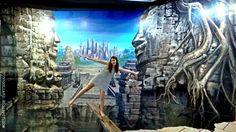 Two Idiots Traveling: ART IN PARADISE BANGKOK