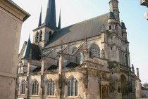 Église Saint-Pierre-ès-Liens de Riceys-Bas. Champagne-Ardenne