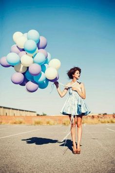 """Balloons for your event? :) Latex balloon with helium starts from RM3.80 per unit. Foil balloon in 18"""" with helium starts from RM10.80 per unit"""