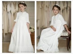 ♥ Vestidos de COMUNIÓN 2013 de la marca de moda infantil TERESA Y LETICIA ♥ : ♥ La casita de Martina ♥ Blog de Moda Infantil, Moda Bebé, Moda Premamá & Fashion Moms