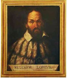 "Conti di Panico: El médico boloñés ""Melchiore Zoppis"" fue otro de l..."