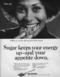 A real ad from my 1970's Life Magazine, Genius! / Sugar and Charm /Vintage