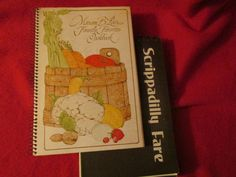 Two Vintage Community Cookbooks: 1977 by TheBookE on Etsy