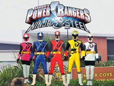 Power Rangers Ninja Steel Core Five by ThePeoplesLima on @DeviantArt