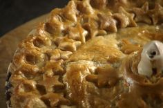 Paul's Leftover Turkey & Ham Pie   The Great British Bake Off
