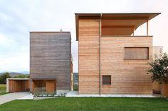 Gallery of Two Wooden Towers / Sonja Hohengasser & Juergen Wirnsberger - 1