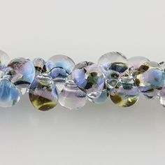 Teardrop Beads - Limited Edition - Blue/Purple (139) ...these beautys are $10.00!   extended the sale, price expires 7.31.2013