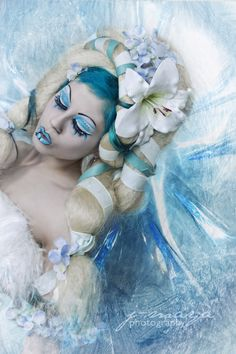 Iced.Beauty by Ophelia-Overdose on deviantART