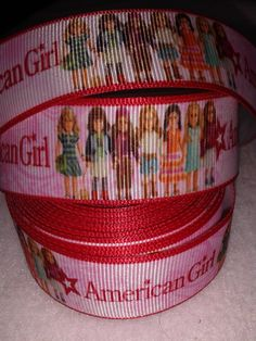 American+Girls - www.etsy.com/shop/ILoveYouMoreCreations