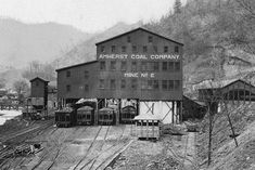 West Virginia Coal Companies | Amherst Coal Co. Mine No.2 - Logan Co., WV