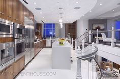"""Elysium"" - The Grace Penthouse, Vancouver, BC Canada."
