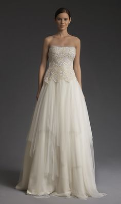 New York Bridal collection from fashion designer Victoria Kyriakides -VKK Fall Winter 2014