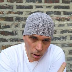 I hand crocheted this 8 long beanie with pure hemp yarn...this will fit (or stretch to fit) most average size heads (20-23 in circumference)- I am happy to make you a custom size (at no extra cost!). 8= 20.32 centimeters long 20-23= 50.80- 58.42 centimeters in circumference  hemp yarn will keep you warm in the winter and cool in the summer...it is one of the most durable fibers available and while it grows softer and softer with each wash, it will not lose its strength...this beanie...
