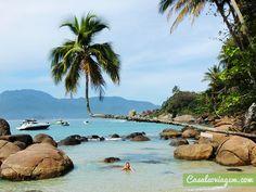 A praia do Aventureiro é um paraíso escondido na Ilha Grande. Acompanhada das praias do Sul e do Leste, são lugares imperdpiveis para conhecer na vida!