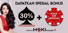 JOIN NOW ! . PILIH BERMAIN ATAU HANYA AJAK TEMAN PASSIVE INCOME SEUMUR HIDUP  DAFTAR SEKARANG ! WELCOME BONUS 30% Cashback Mingguan 10% Bonus Referral 10% MINIMAL DEPOSIT 10.000 (Syarat & Ketentuan Berlaku)  Produk Game : #poker #capsa #ceme #qq #cemekeliling #super10 #omaha  CONTACT US : Live Chat : www.hokipoker.org Whatsapp :  085974016304 / +855975361132 BBM : hokigrup Line : hokipoker WeChat : cshoki Youtube : HOKI GROUP Instagram : hokipoker  #viral #trendingnow #hokipoker Online Poker, Online Games, Website, Youtube, Instagram, Chips, Potato Chip, Potato Chips, Mini Potatoes