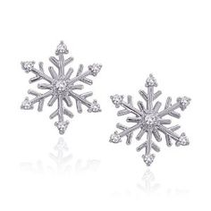 104 Best Snowflake Jewellery Images Snowflake Jewelry