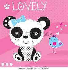 Image result for dancing panda bear illustrations