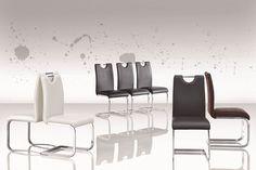 Dizajnová stolička talianskej značky MOBIZI. Krásna stolička vhodná do bytových i nebytových interiérov. Jednoduché línie tejto stoličky v kombinácii s elegantným chrómom dodáva tejto stoličke punc exkluzivity. Farba: biela, čierna, hnedá Materiál: PU, chróm Rozmery: š: 42 x h: 54 … Continue reading →