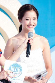 2013년 제7회 Mnet 20's Choice 부밍스타 여자상 수상 하연수