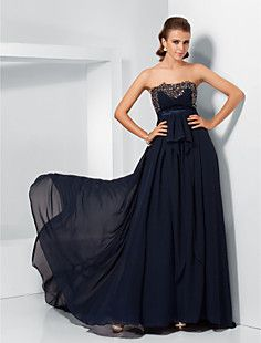 6692b4cfca99   229.99  A-line Strapless Chiffon And Lace Evening Dress inspired by Katie  Holmes. Katie HolmesDresses 2013Φορέματα ...