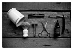 Beard grooming products to maintain and soften beard