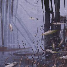 Simon Stålenhag Art Gallery