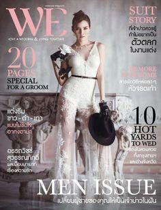 WE Magazine #ying_rhatha #yayaying