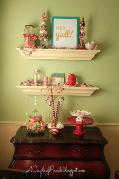 A Couple of Pounds: There's No Place Like Home for the Holidays! {Christmas Home Tour - 2013}