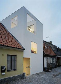 City dream house
